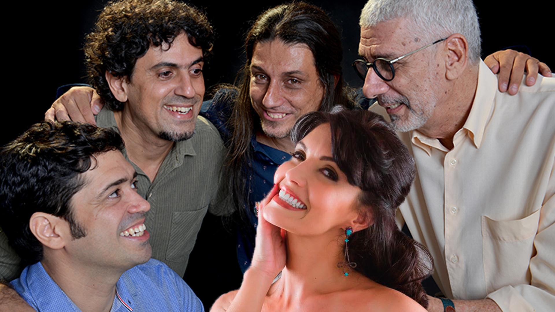Joyce Cândido & Quarteto do Rio