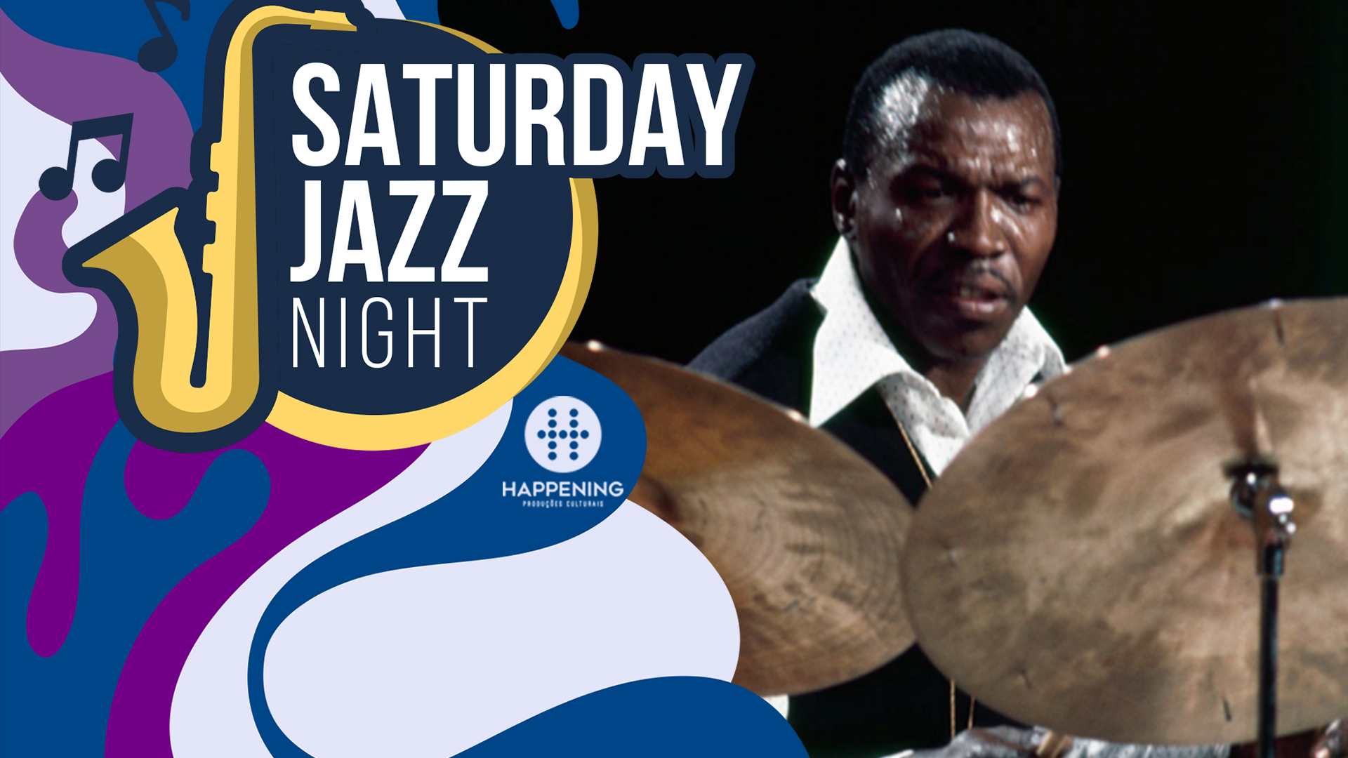 Tributo a Elvin Jones com Renato Massa Trio