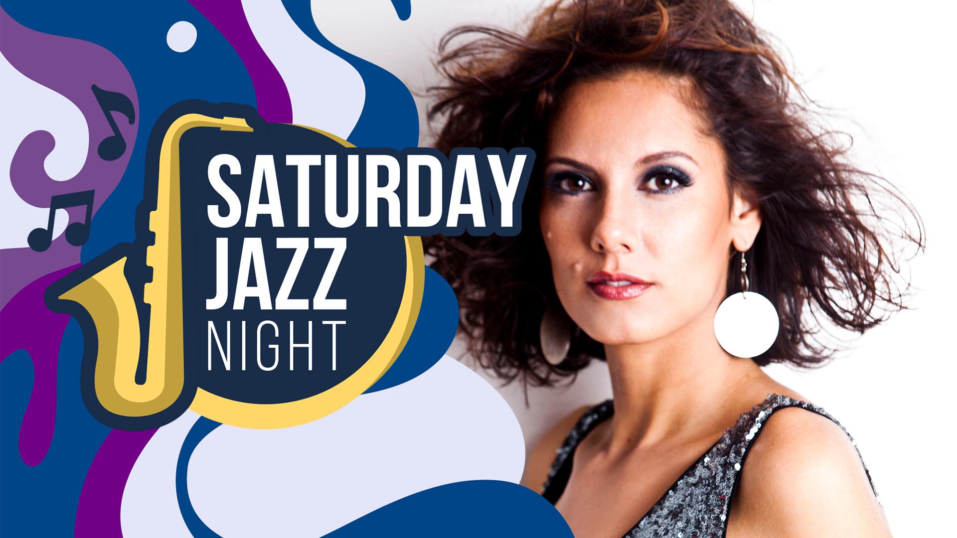 """Saturday Jazz Night"" com Luana Mallet Quinteto recebendo Glauco Fernandes"
