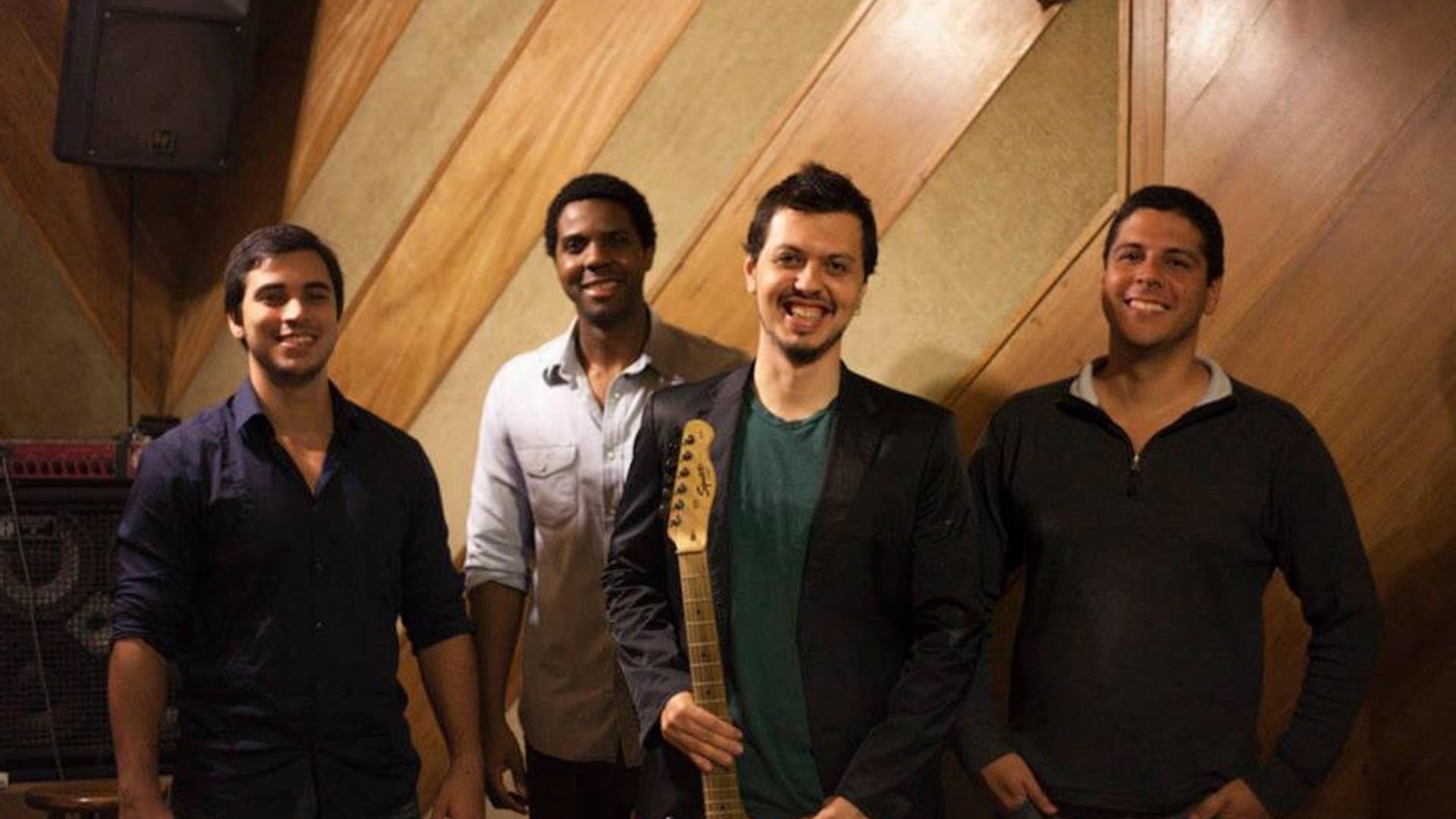 "Quarteto Bruno Lara ""Jazz n Roll'"