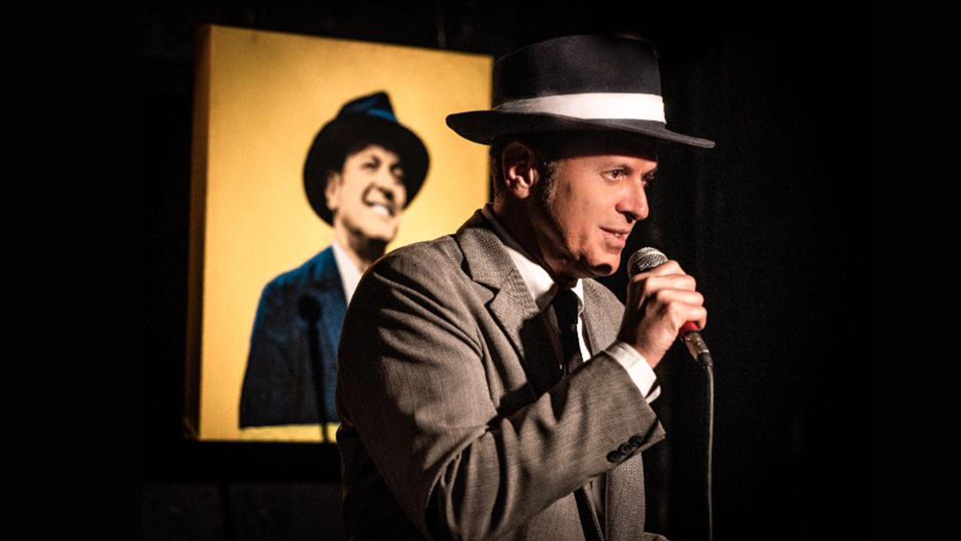 Aloisio de Abreu canta Frank Sinatra