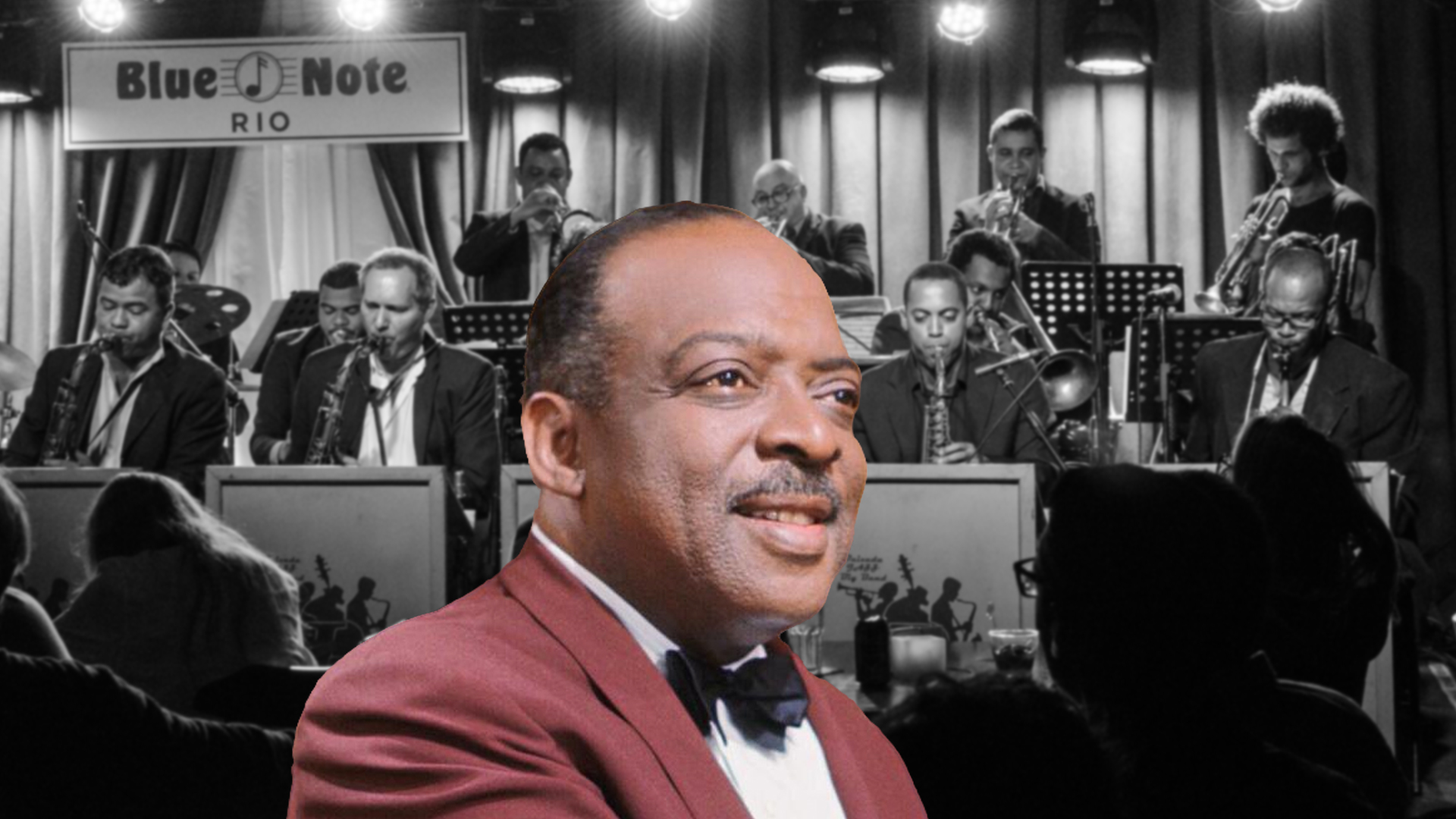 Baixada Jazz Big Band em Tributo a Count Basie