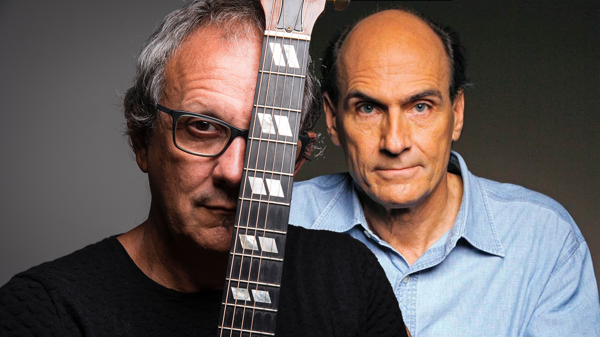 James Taylor Tribute com Cecelo Frony