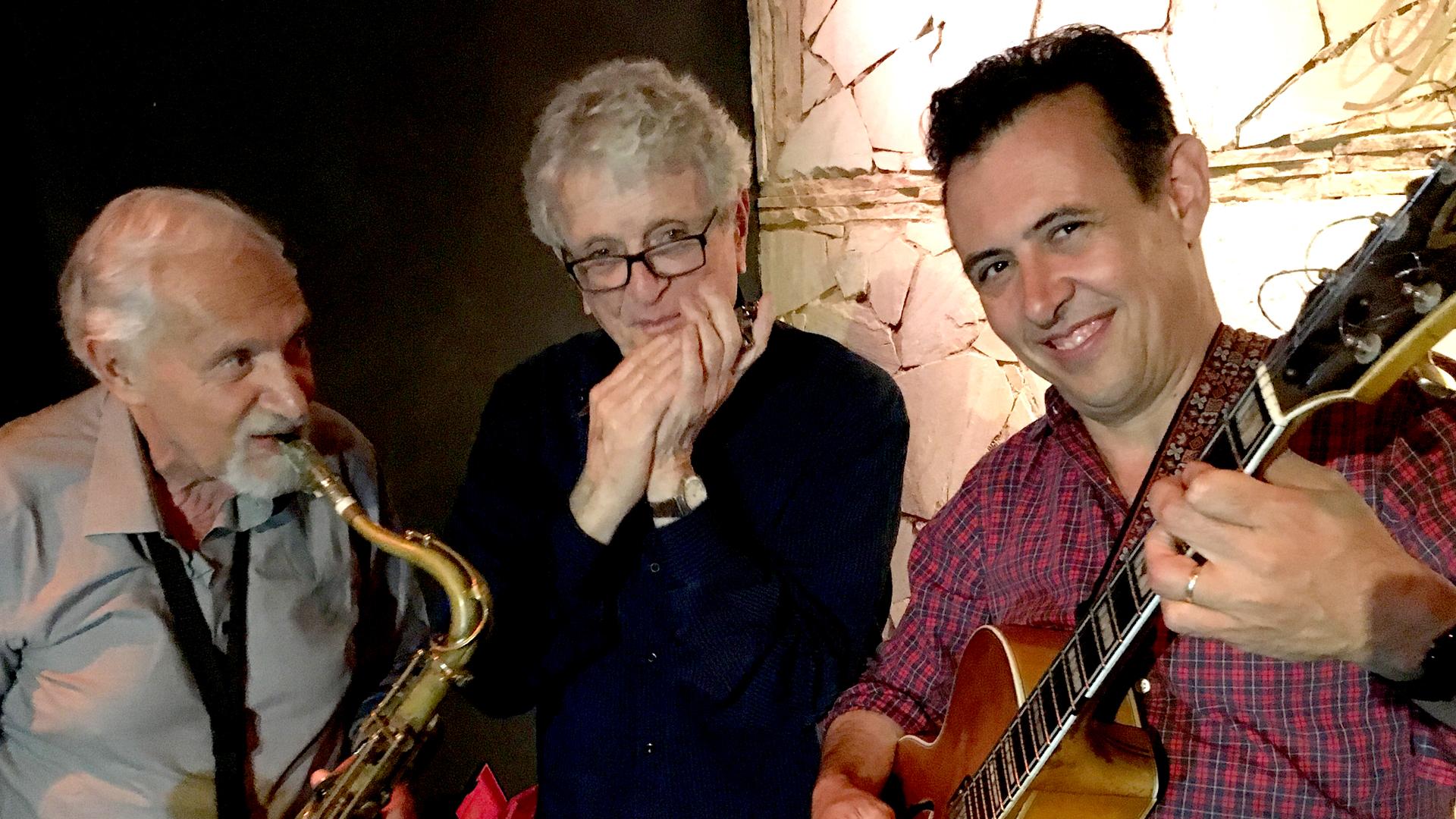 Mauricio Einhorn, Hector Costita e Joseval Paes Trio