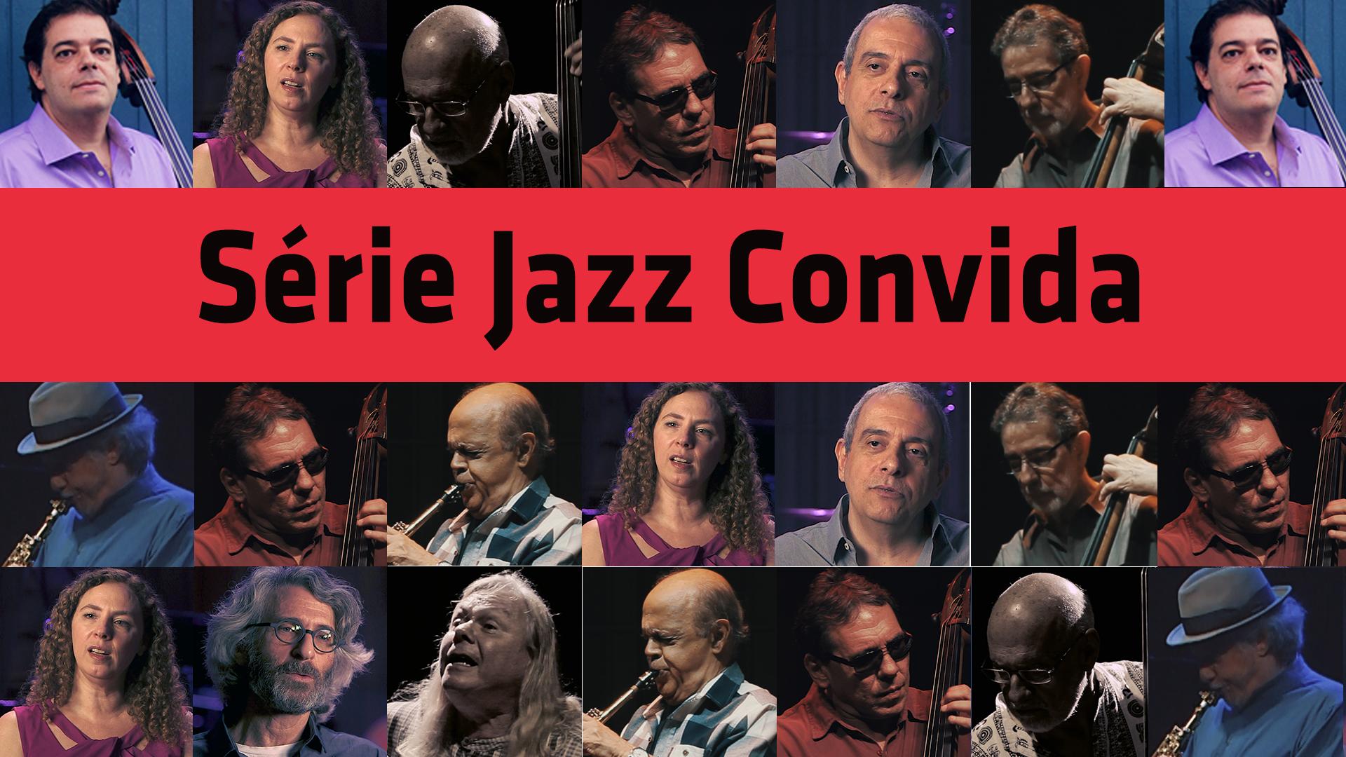 Série Jazz Convida